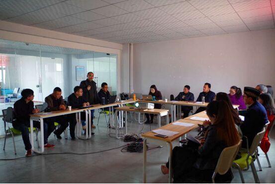 我中心人员参加靖远春风雨露环境与万博官方网站manbetx发展中心战略规划研讨会