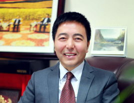 丁文广-理事长、博士、教授