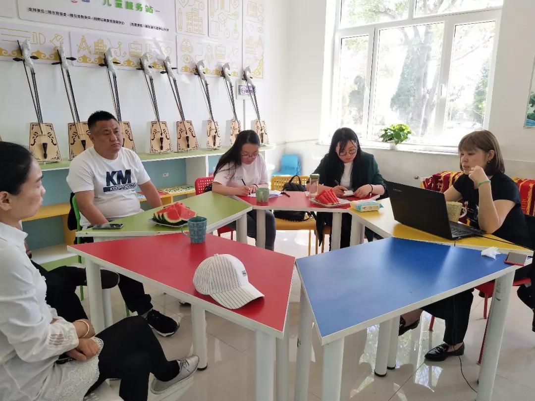 儿童服务站 l 走进辽宁,在专业的道路上遇见美好的自己