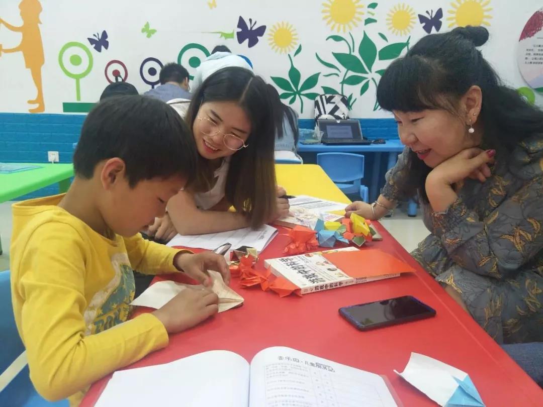儿童服务站 l 走进黑龙江,时间划过总会留有印迹